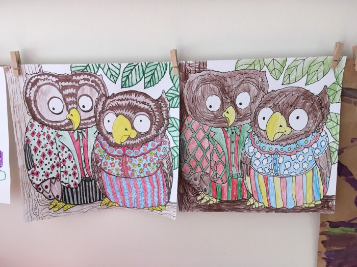 Let's Color Together: A Shareable Coloring Book for Parents and Kids