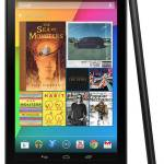 Nexus 7 eye popping colour staples