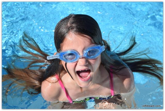 Swimming pool, Kids swimming