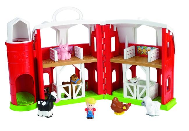 2015 Little People® Animal Friends Farm