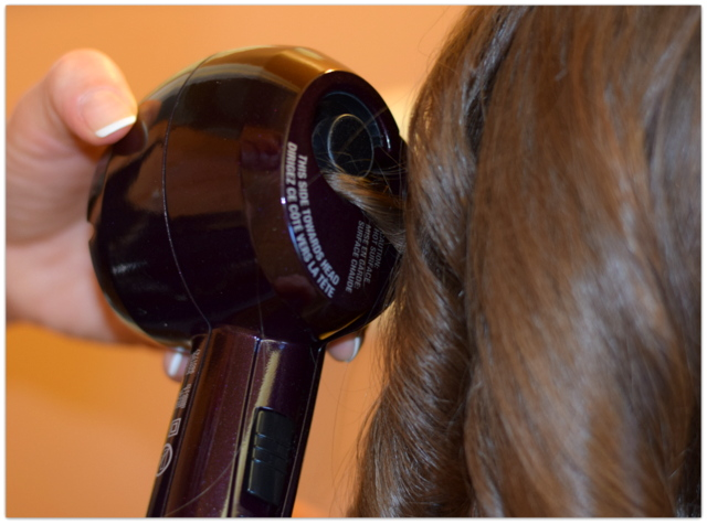 Curl Secret® from InfinitiPRO by Conair® Review. Stress free curling for little girl