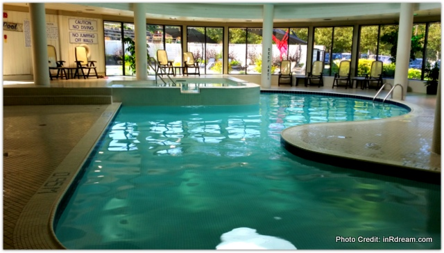 Horseshoe Resort Inn Indoor Pool
