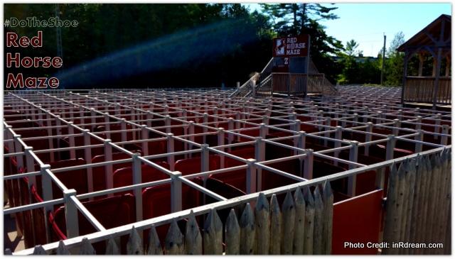 Red Horse Maze
