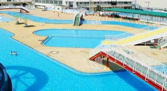 Summer Outdoor Pool, Numakage Park   URAWA