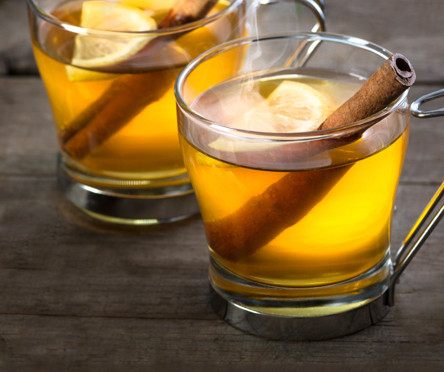 Warm Up with This Blue Nectar Margarita Hot Toddy!