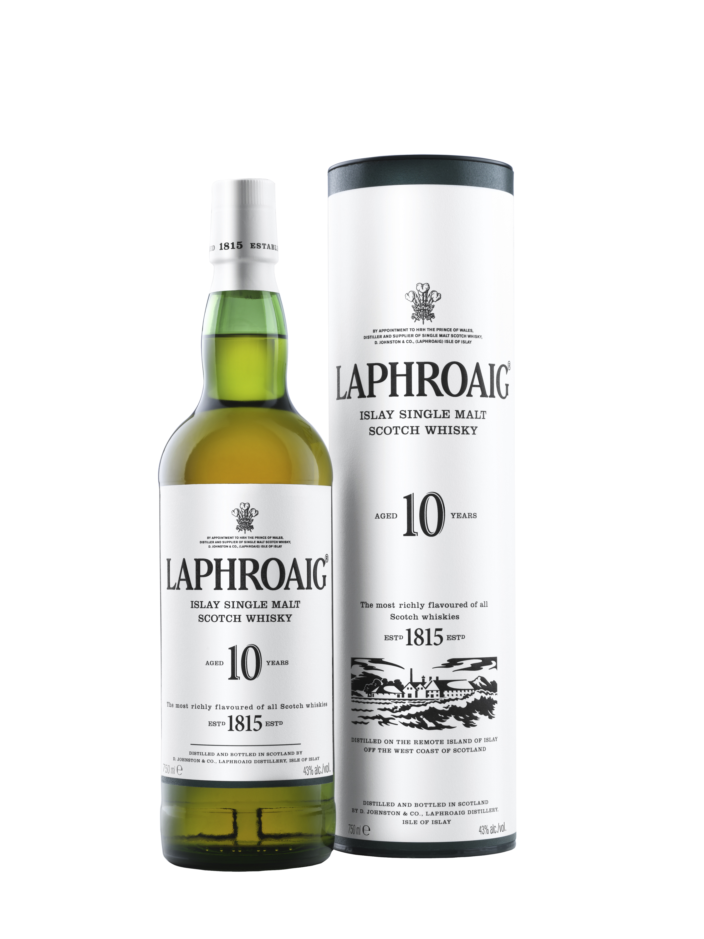 National Scotch Day: Laphroaig!