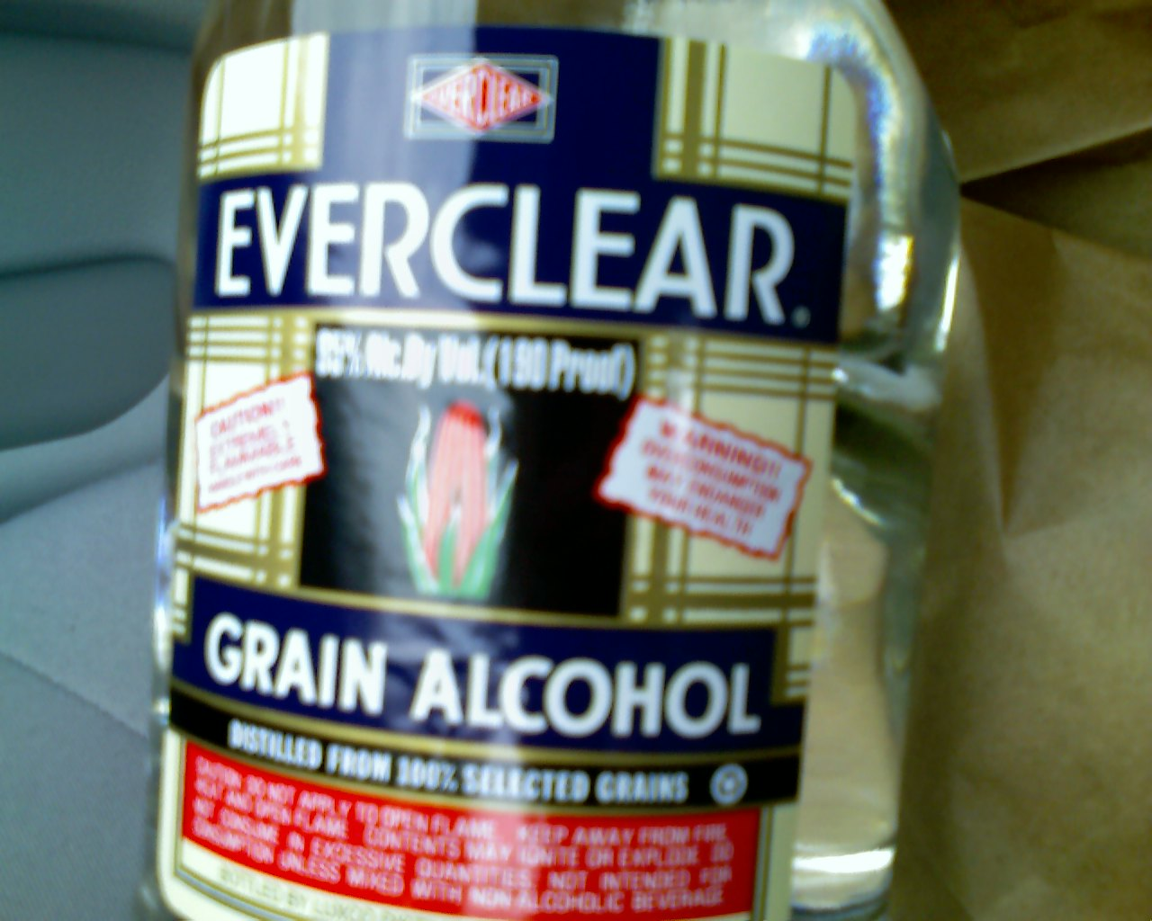 Five Fun Facts About Everclear