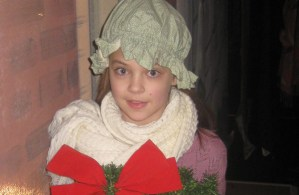 Girl's performance in the Nutcracker punctuates year of surgery, healing