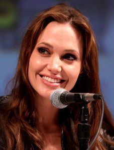 Angelina Jolie. Creative Commons/Gage Skidmore