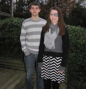 Brendan and Kaela