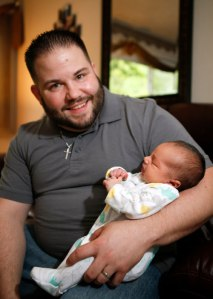 Akron Children's employee comes to rescue of his neighbors' newborn