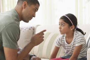 The gray area of disciplining children