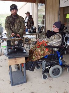 The Hunt for Hope opens door for disabled youth