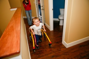 Home, sweet handicapped-accessible home