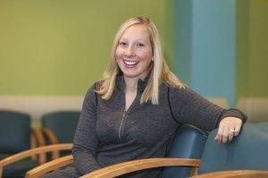 New Pediatrician Can Scrum, Score and Care