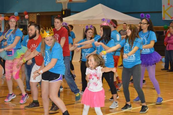 Dance marathons raise more than $65,000