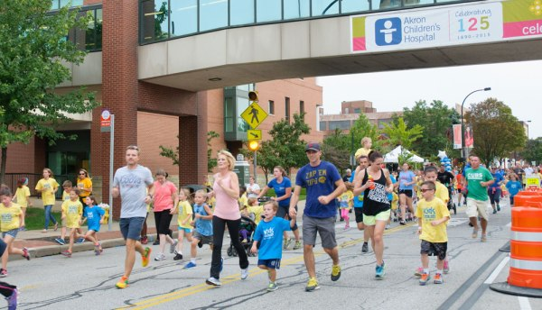 Marathon Kids Run Offers Chance to Motivate Others