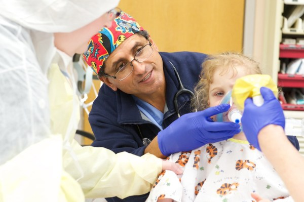 A Day in the Life of a Pediatric Anesthesiologist