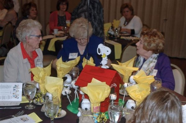 Luncheon Celebrates Volunteer Milestones