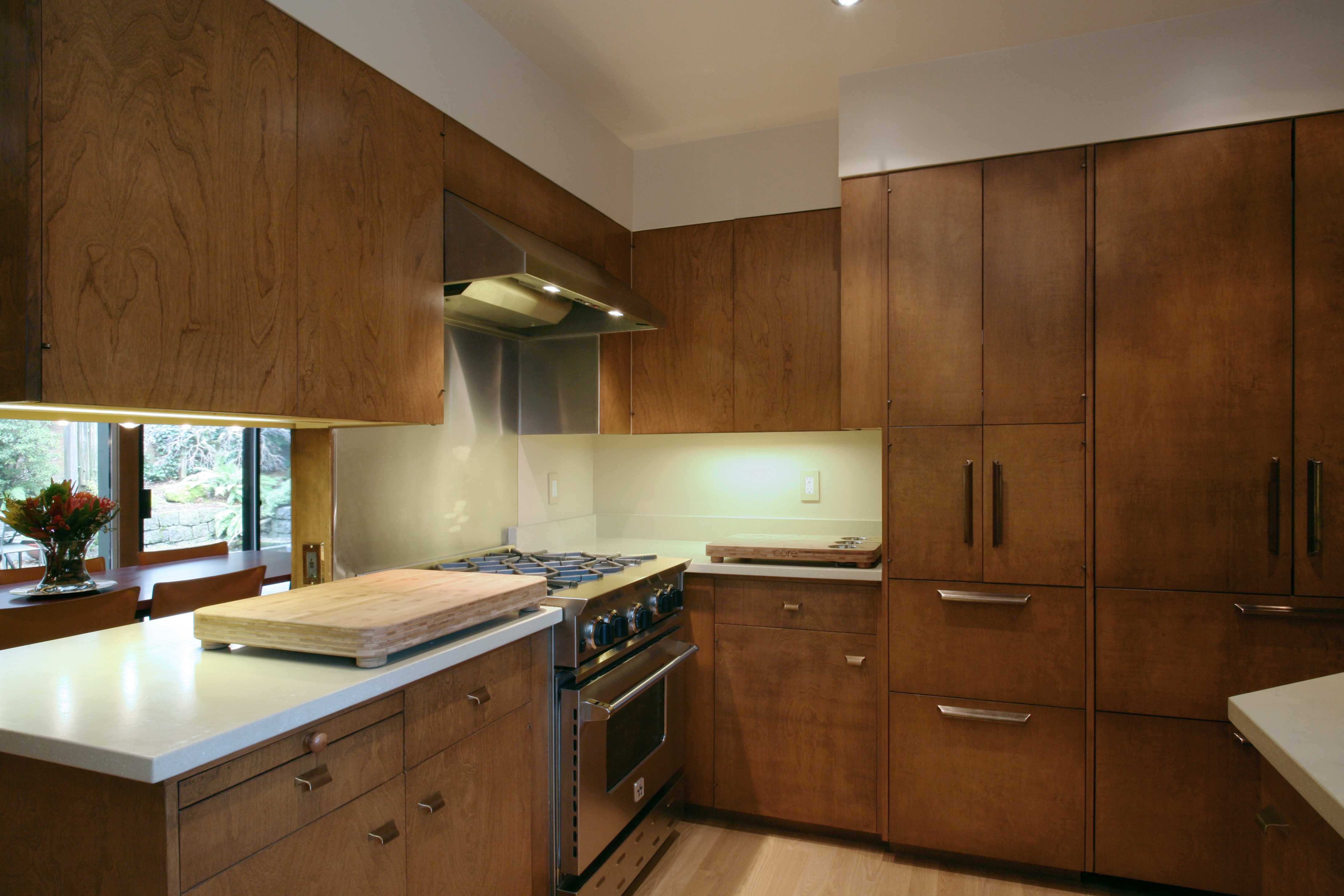 Period Kitchens The 50s And 60s Laminate Kitchen Cabinets Jacobson Kitchen A  1 P .