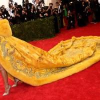 Rihanna Destroys The 2015 Met Gala