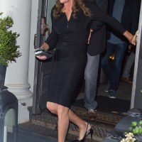 Caitlyn Jenner Does New Yawk Catwalk