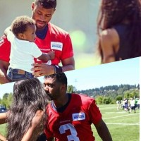 "Ciara Does ""Yes This Is Real"" At Training Camp"