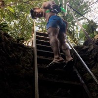 Romeo Miller Cums Thru The Hole of The Foxhole