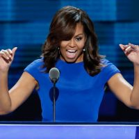 "Meet The ""Should Have Been The Next President"", Michelle Obama!"