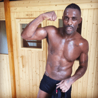 Idris Elba Is Who You Call When You Want That Thang Beat Up