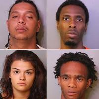 Plenty of Robbery and Murder Charges