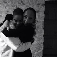 Sade's Son Welcomes A Mustache Into The World