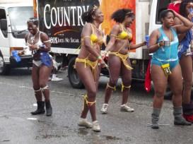 Bacchanal 2012, Jamaica Carnival