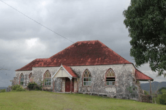 Anglican church, Seaford Town