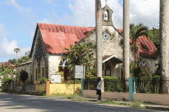 Anglican church, Bath, St. Thomas