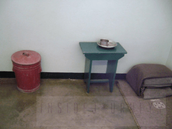 Mandela's cell at Robben Island