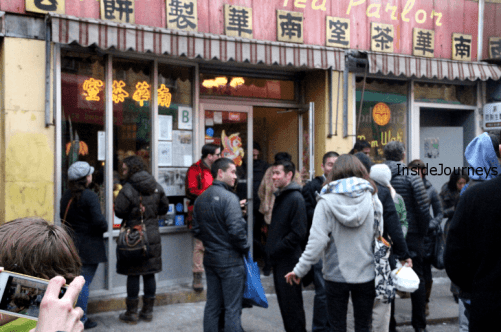 Food and History in NYC's Chinatown