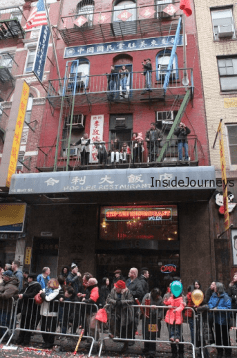 ade in New York's Chinatown
