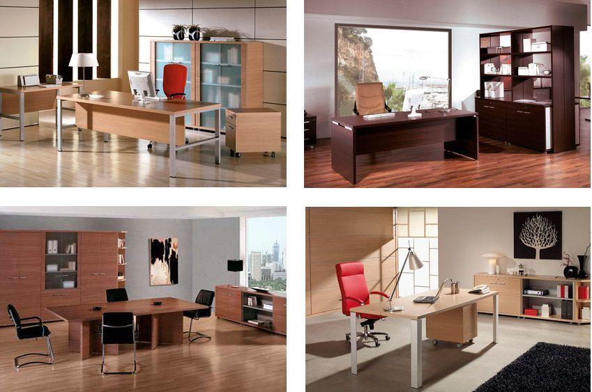 Muebles de oficina ideas para renovar tu espacio - Muebles despacho casa ...