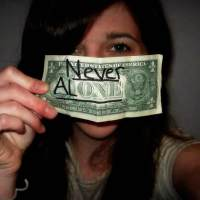"""Excerpt #2 from """"Never Alone"""" by Linn B Halton"""