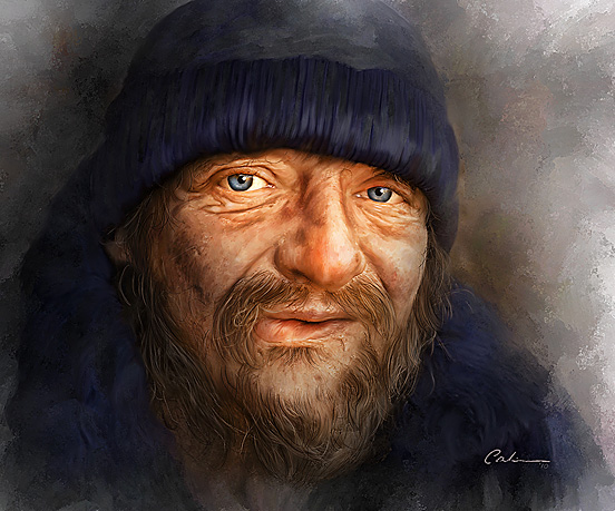 homeless 55 Captivating Examples of Illustration Art