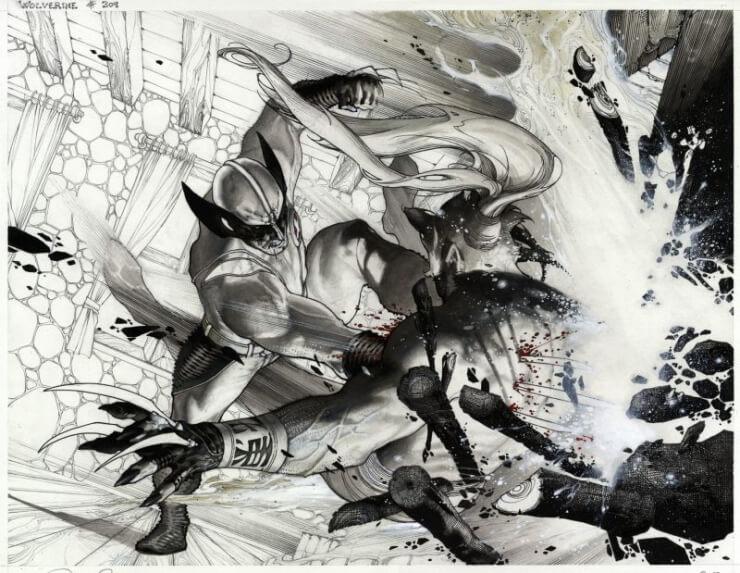 Wolverine 309 10-11