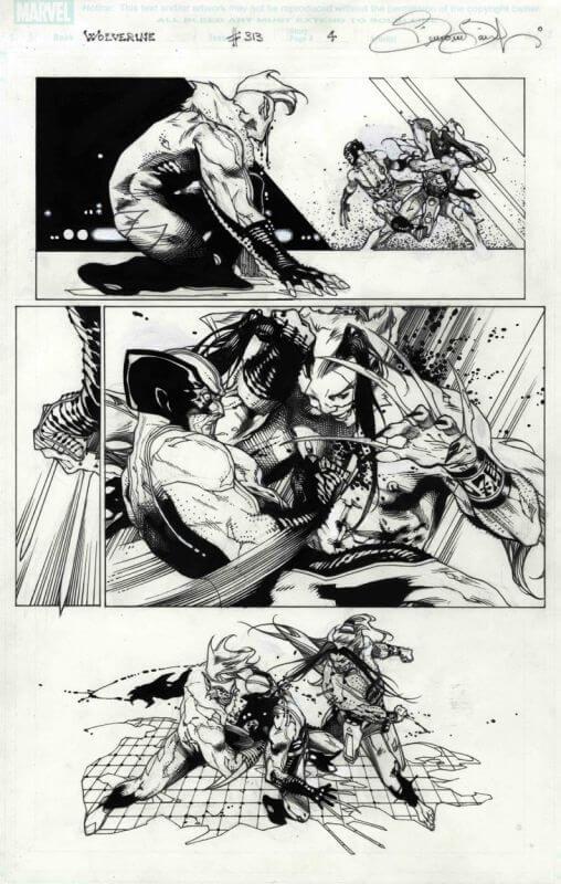 Wolverine 313 4