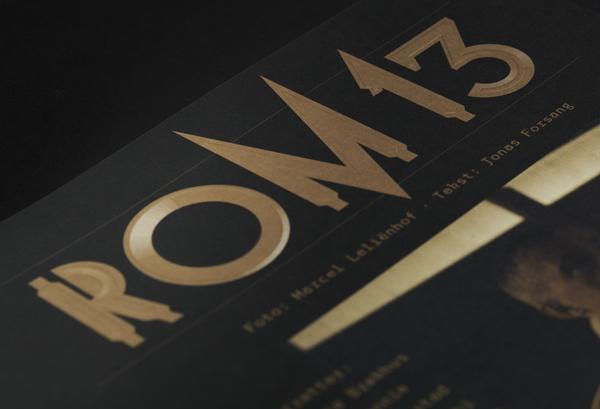 Magazine Layout Design Inspiration 1