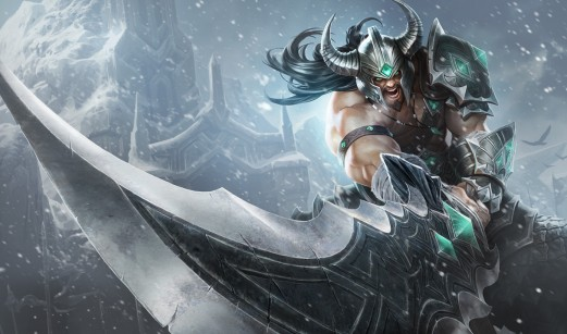 League of Legends Artwork