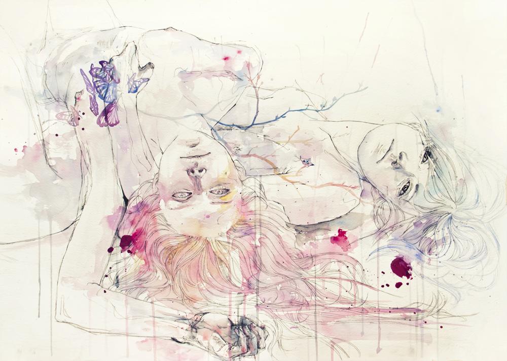 surreal watercolor 1