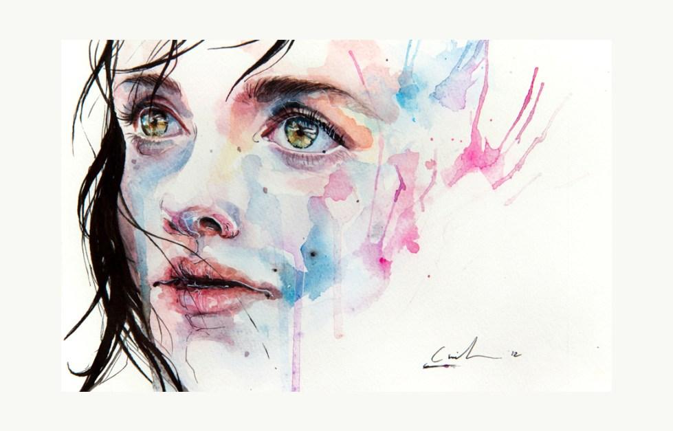 surreal watercolor 2