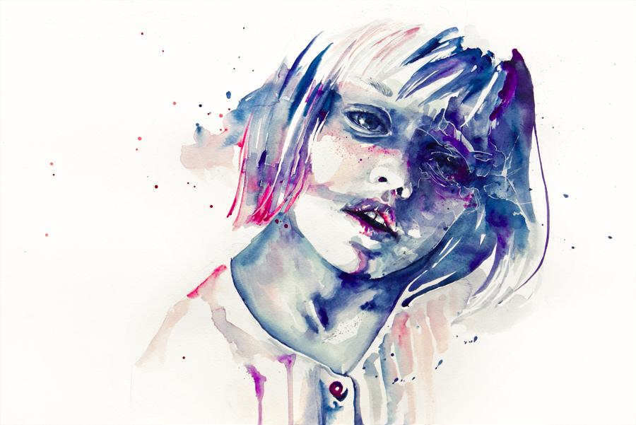 surreal watercolor 3