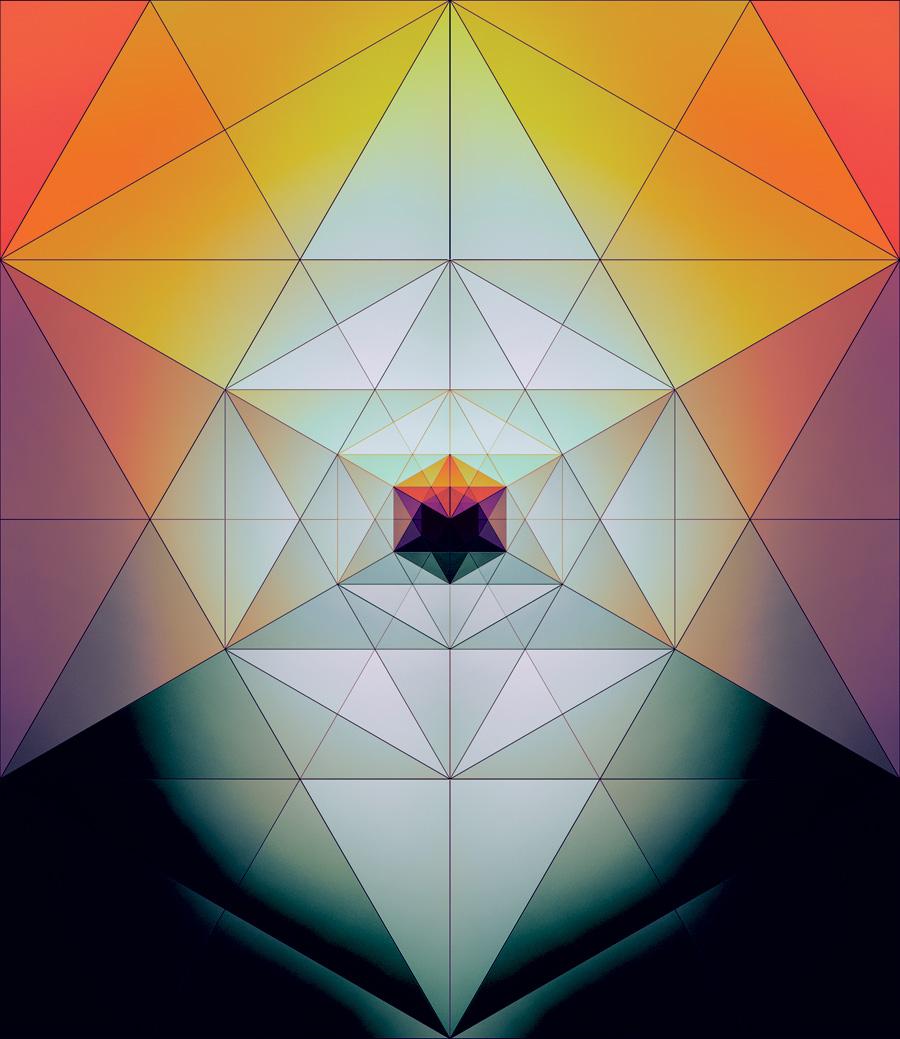 Kaleidoscopic