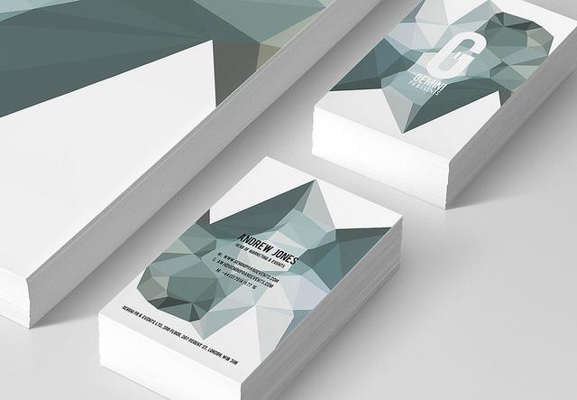 business card design inspiration 5